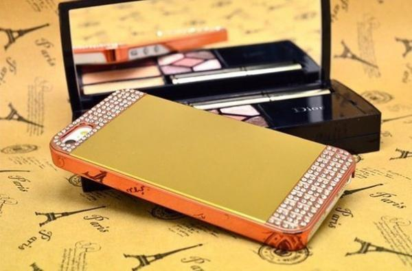 Эксклюзивный зеркальный чехол для IPhone 5