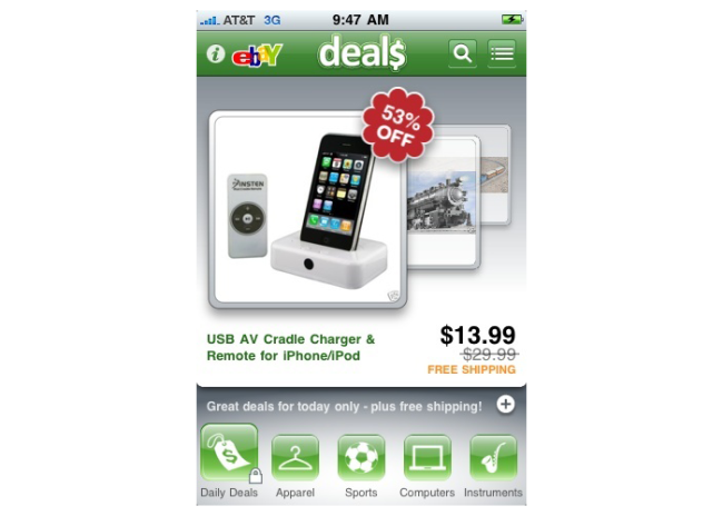 iPhone на e-Bay