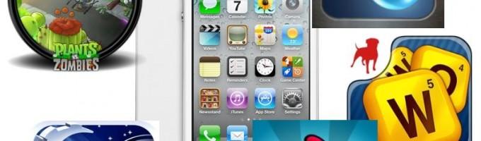 самые популярные игры iPhone