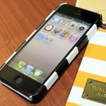 Удивительный чехол от Michael Kors для IPhone 5