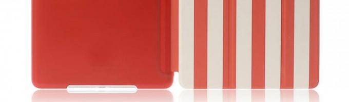 кожаный чехол для Айпад Аир, выполненный в американском дизайне