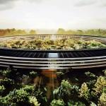Немного о строительстве грядущей штаб-квартиры Apple