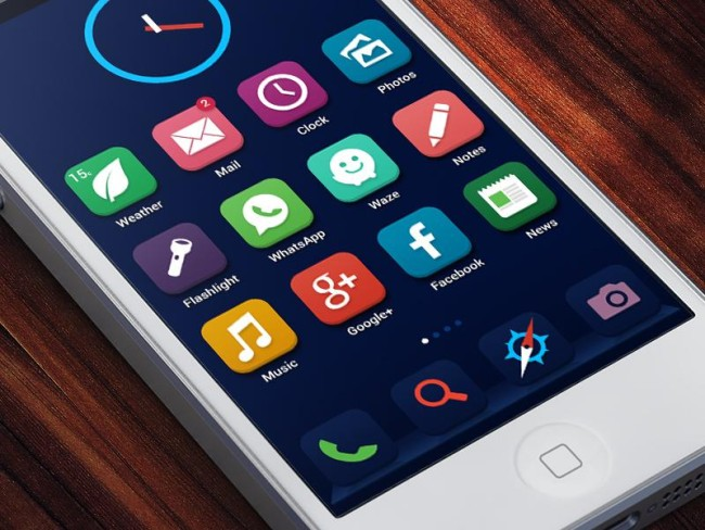 Apple с iOS 8