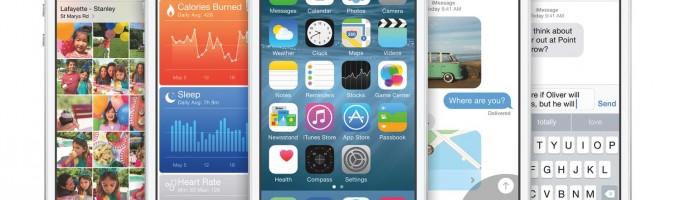 Многозадачность iOS 8