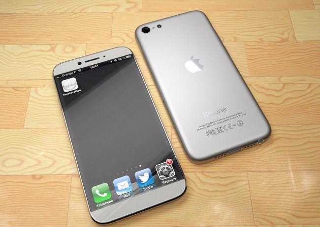 iphone 6 на столе
