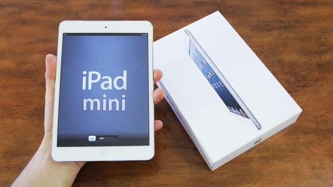 iPad Mini 3 box