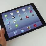 Выпуск нового iPad Air Plus запланирован на апрель-июнь 2015 года