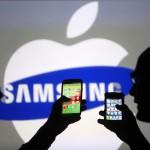 Apple догоняет Samsung по продажам смартфонов