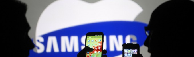 Apple догоняет Samsung