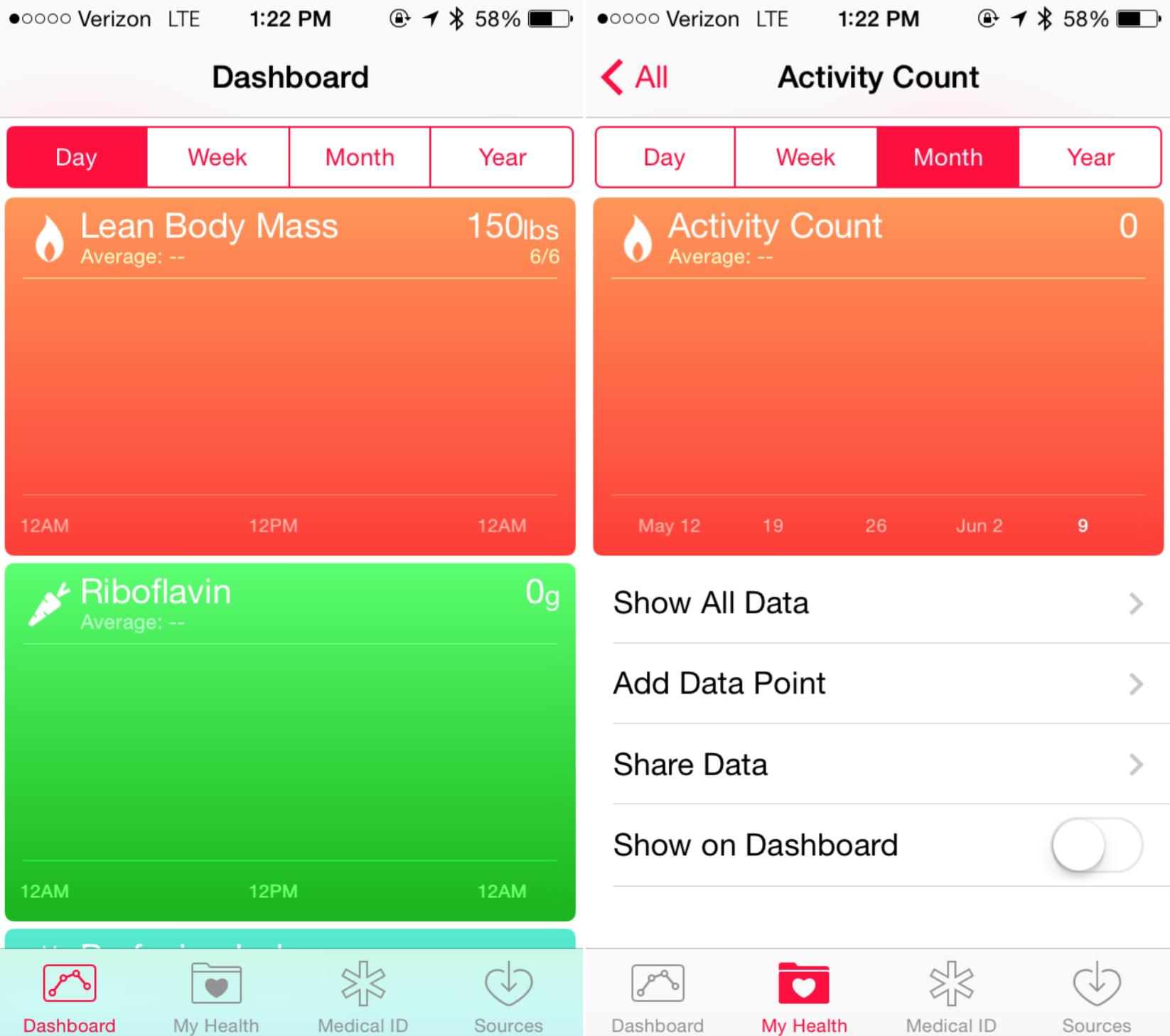 как активировать приложение здоровье в айфоне 5