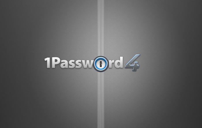 Логотип 1PASSWORD