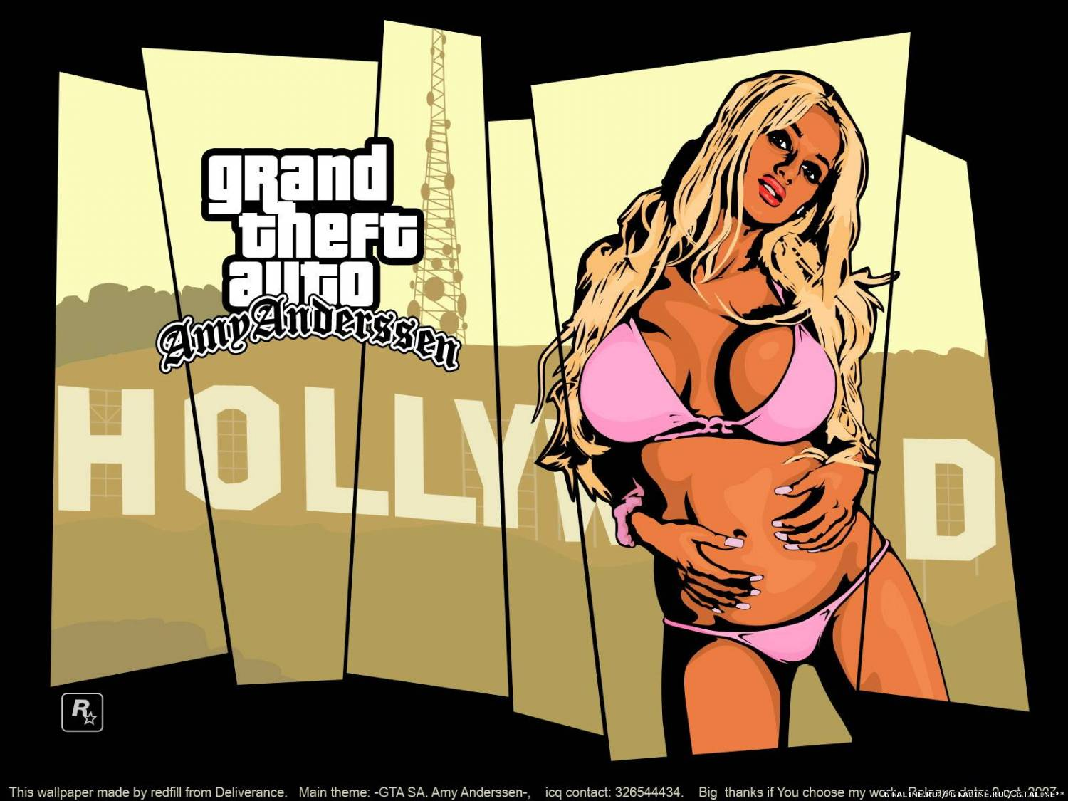 Hentai do gta sandreas porn gallery