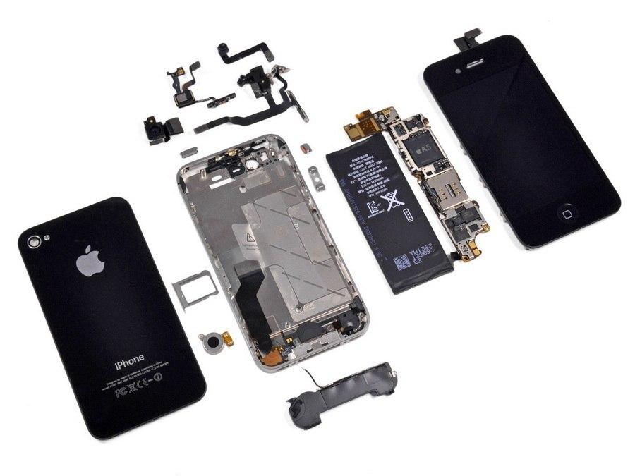 Ремонт аппаратов iPhone