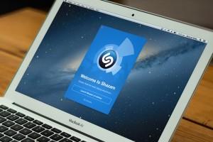Shazam теперь на Mac