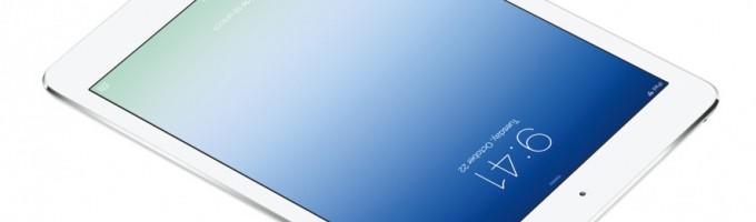 На IGZO-дисплеях от Sharp для iPad mini Retina выгорают пиксели