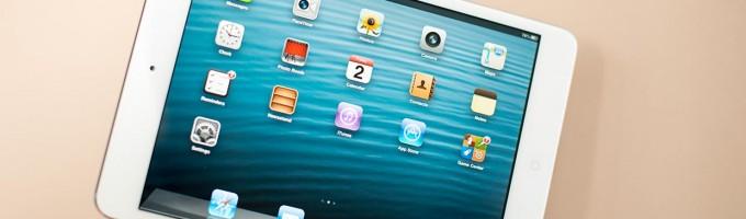 Apple обратилась к Samsung за помощью в выпуске дисплеев для iPad mini Retina