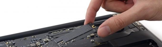 Как устранить проблему с SSD-накопителями в MacBook Air