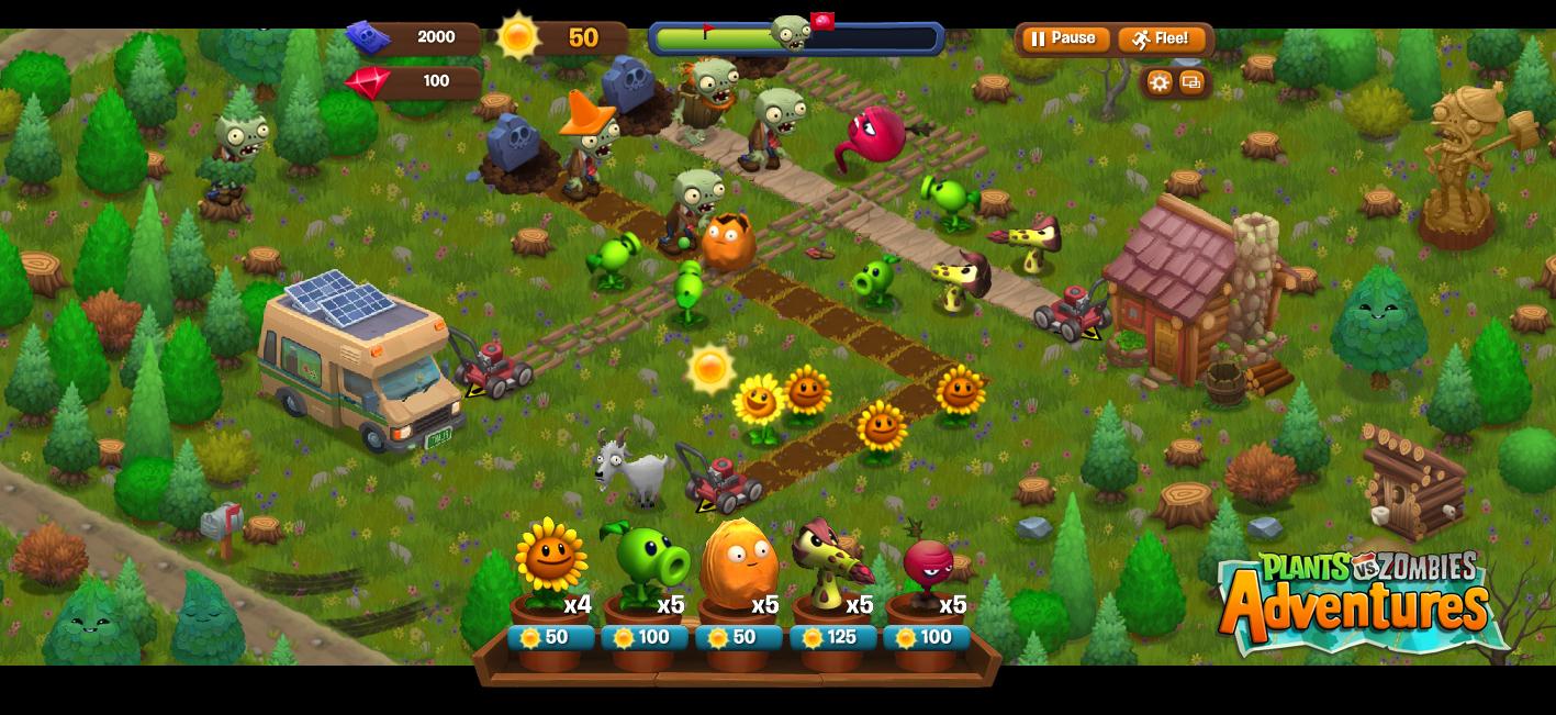 Plants vs. Zombies: Adventures возможно выйдет уже летом