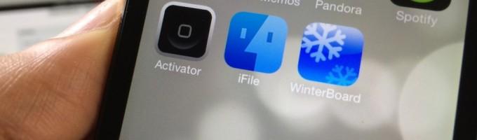 Приложение iFile для iPhone
