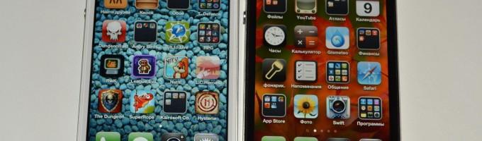 Обзор iPhone 4S с фотографиями