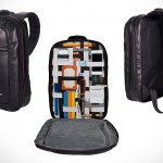 Концепт рюкзака Trek Support – собери все гаджеты воедино!