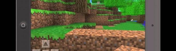Minecraft для iPad