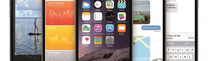 Apple заказывает 4-дюймовые дисплеи для iPhone
