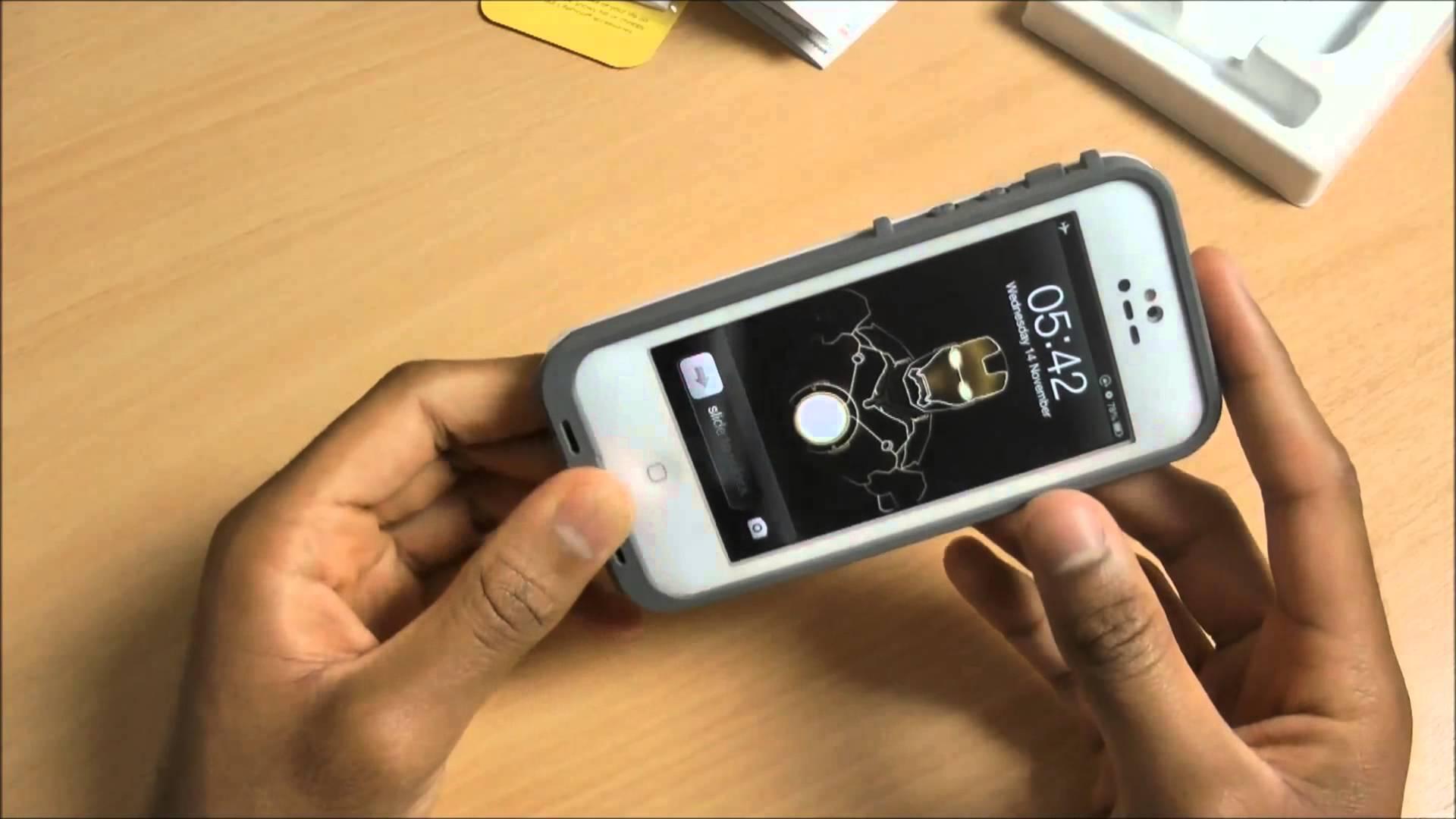 Как можно сделать iPhone водонепроницаемым