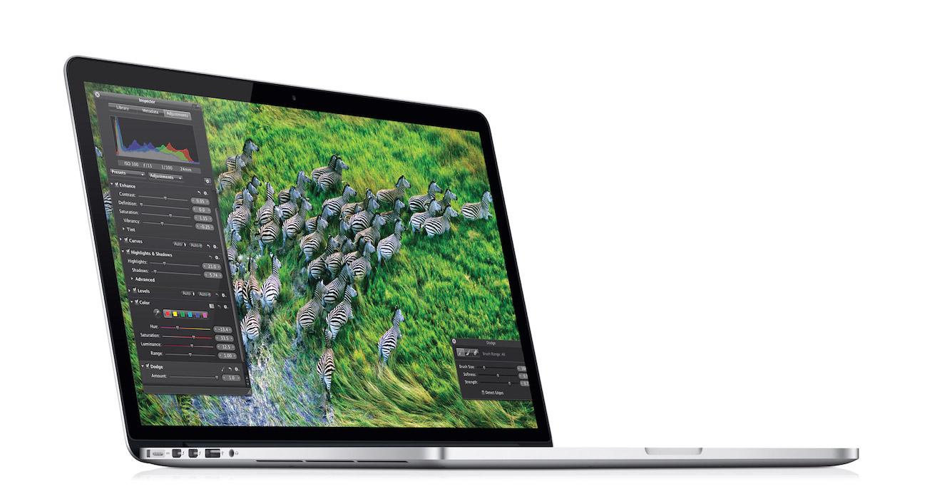 Apple обновляет MacBook и MacBook Pro