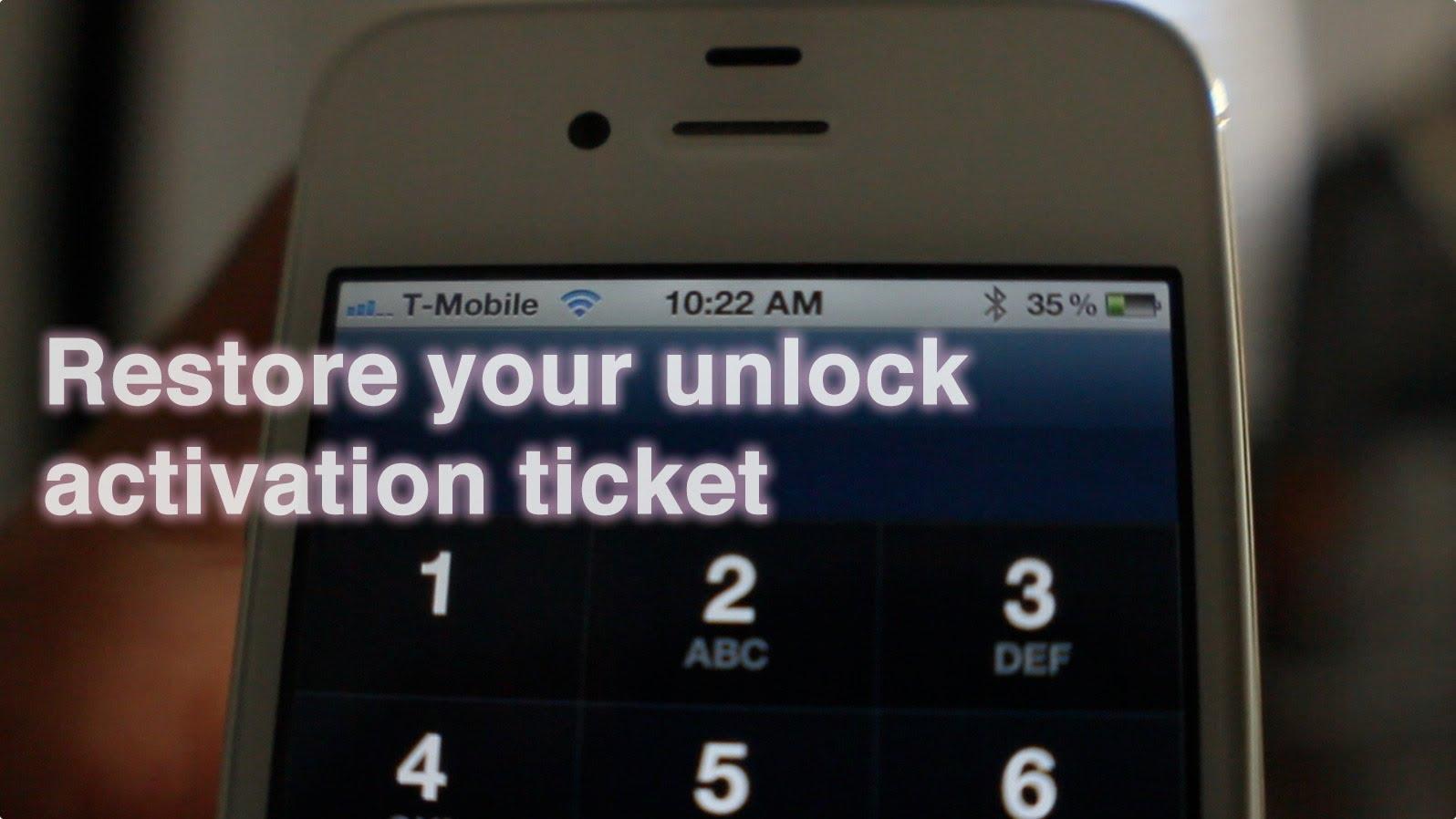 Анлок любого iPhone на iOS 5 при помощи метода SAM
