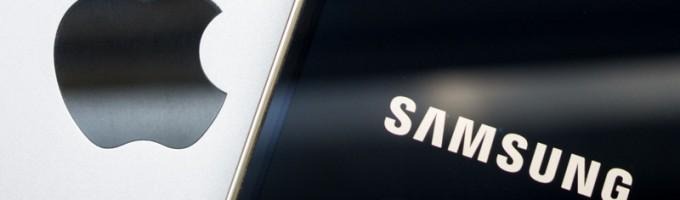 Apple и Samsung договорились о переговорах по урегулированию «патентной войны»