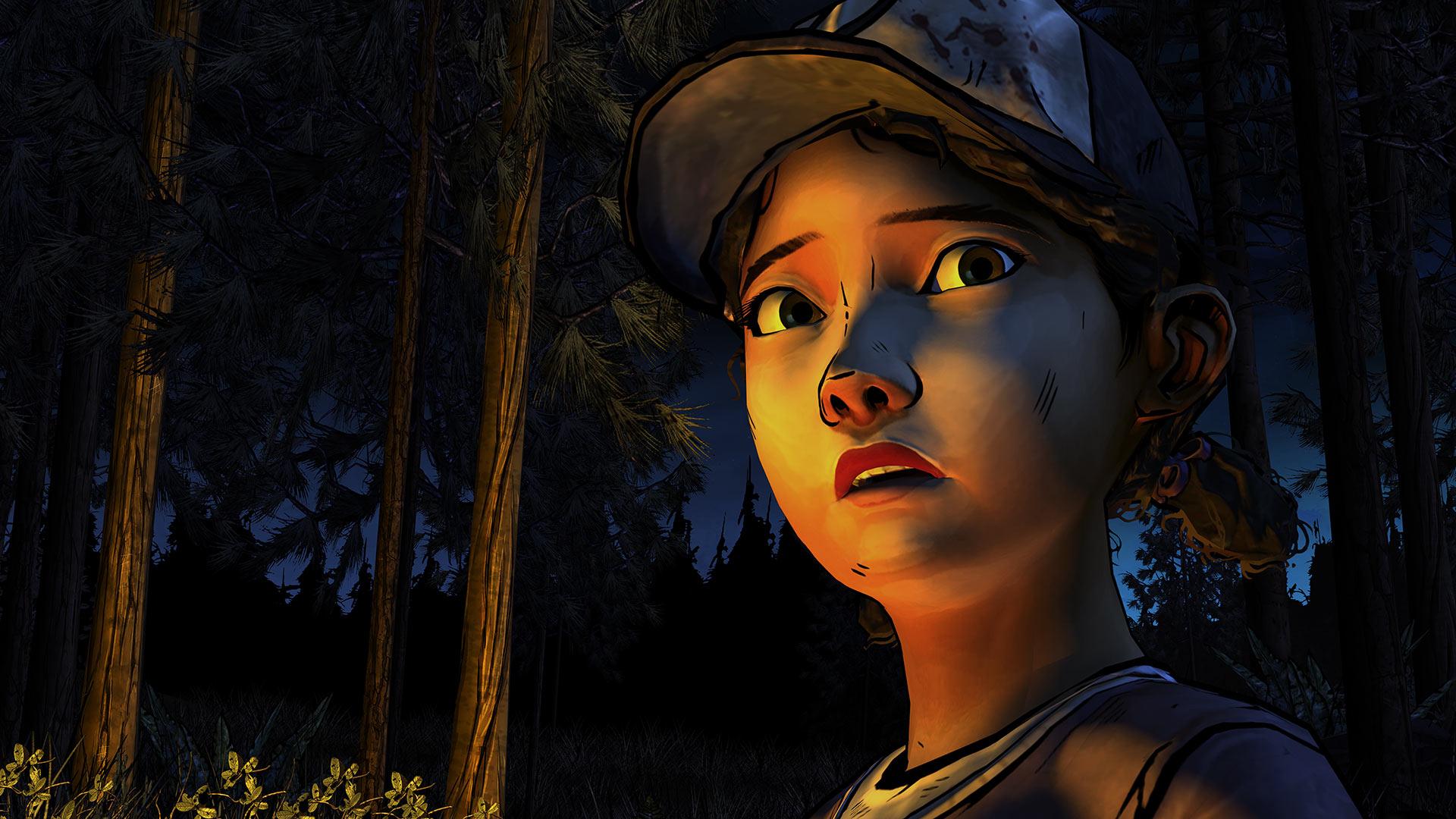 The Walking Dead: первый видеотрейлер к игре для iPhone