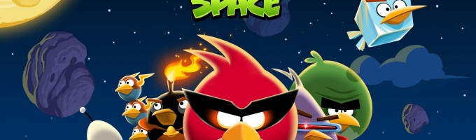 Обзор новой Angry Birds Space