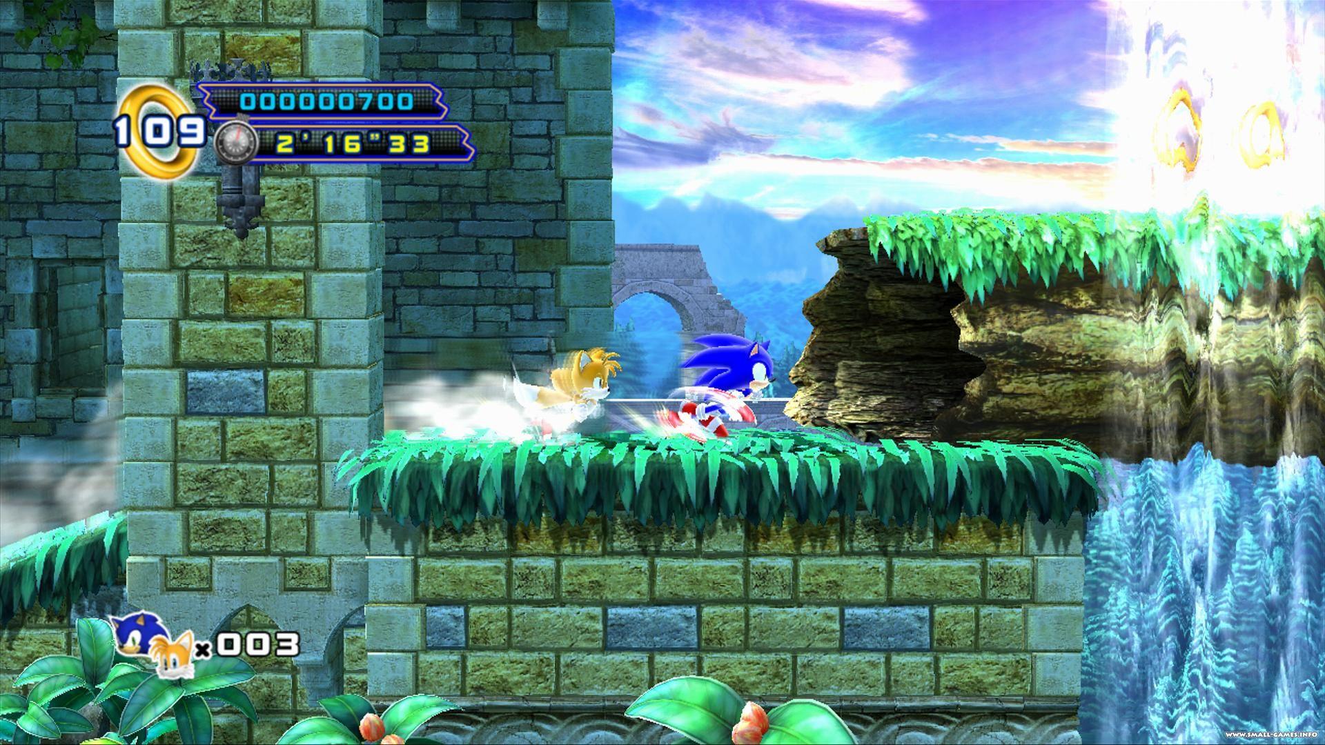 Hedgehog Adventure для iPhone — экспериментальный Sonic