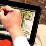 Nomad Brush — кисточка для iPad
