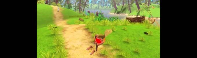 Обзор игры Worms: Crazy Golf