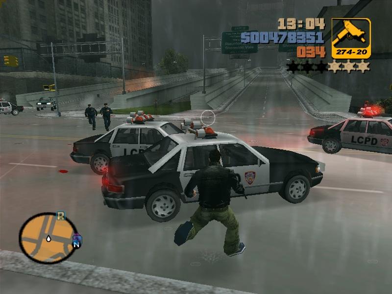 Игра Grand Theft Auto 3