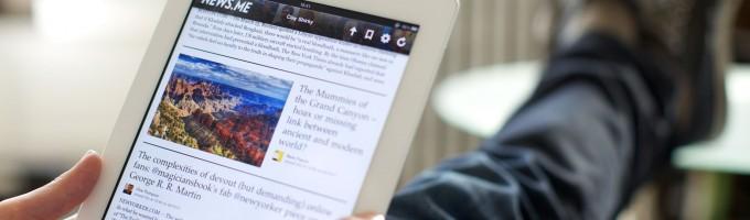 Планшетная война Apple и BlackBerry