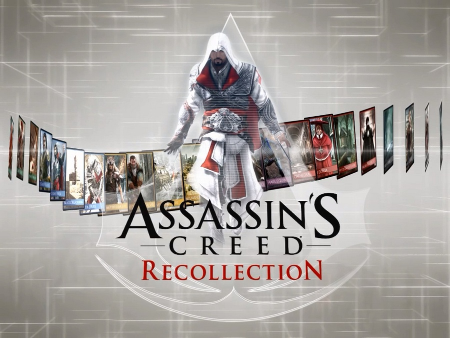 Обзор Assassin's Creed Recollection для iPad