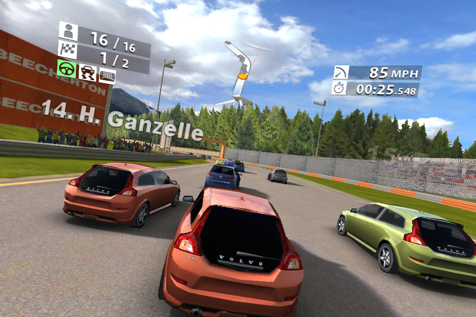 Игра Real Racing 2