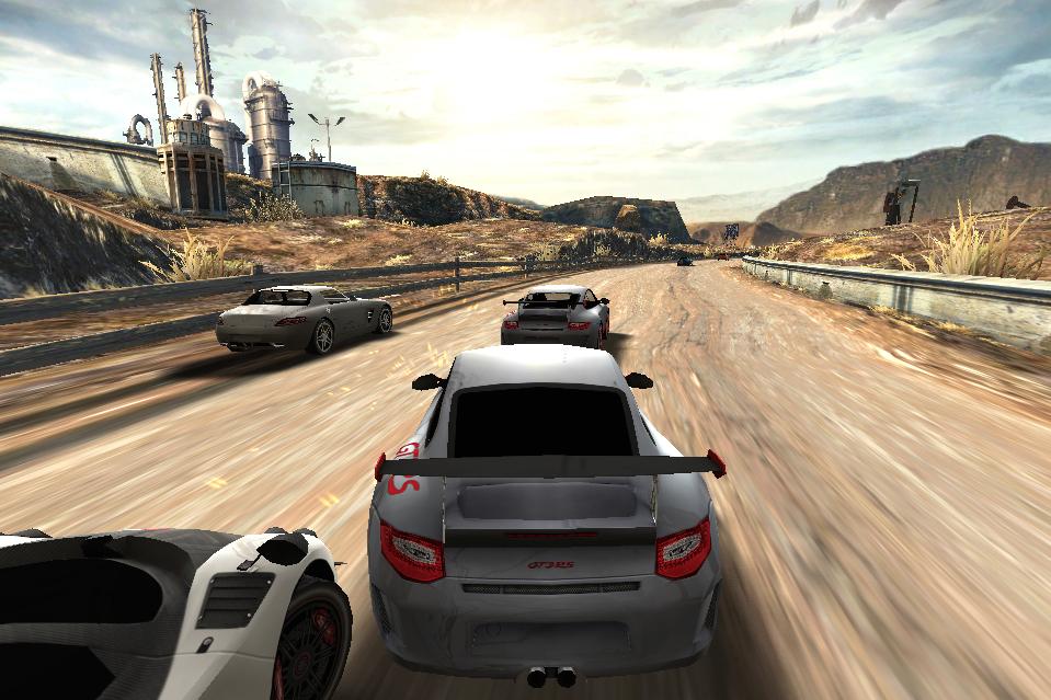 Need For Speed: The Run не выйдет на iOS