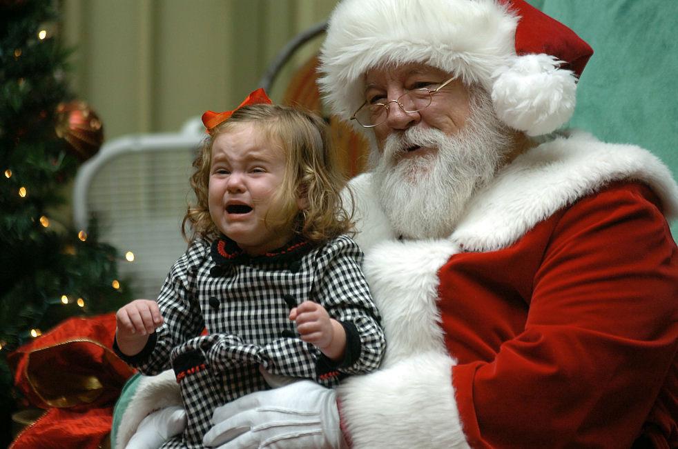 Санта Клаус одобряет Siri