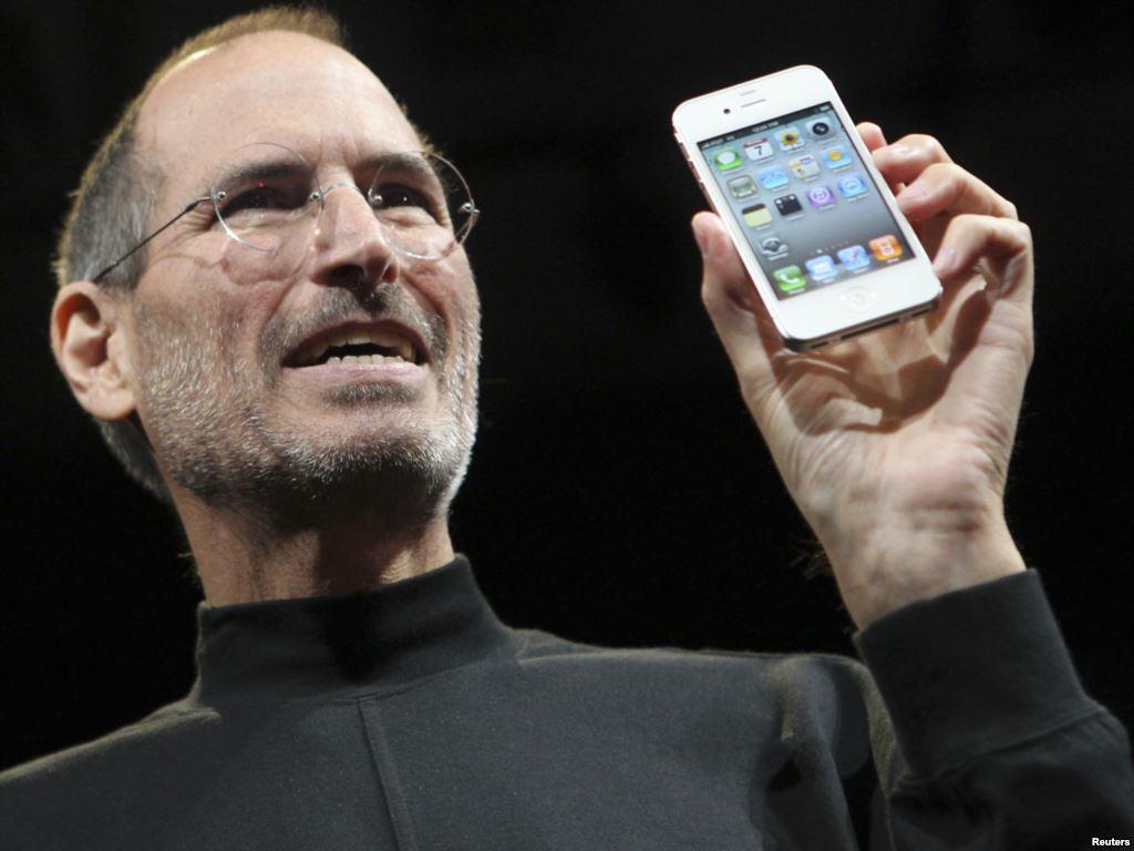 «Гений — Стив Джобс»