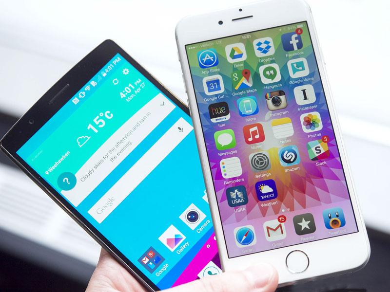 В 2012 году LG представит конкурента iPhone