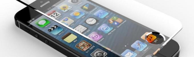 Небьющееся стекло в iPhone 5?