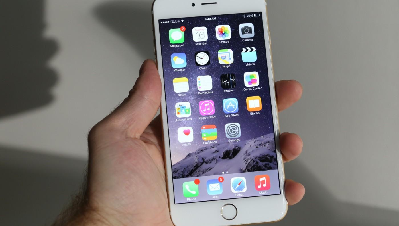 40% владельцев айфонов уже пользуются iOS 5
