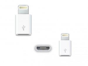 Адаптер для micro-USB от apple