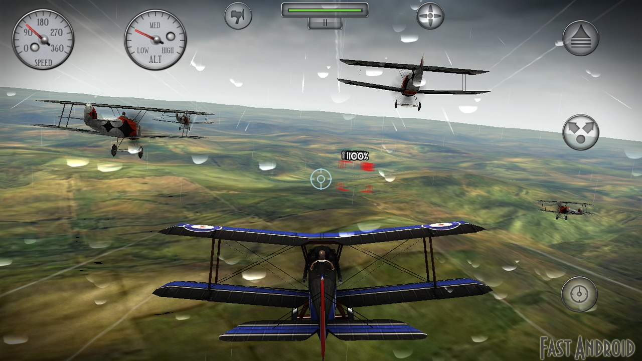 Sky Gamblers: Rise Of Glory симулятор воздушных баталий