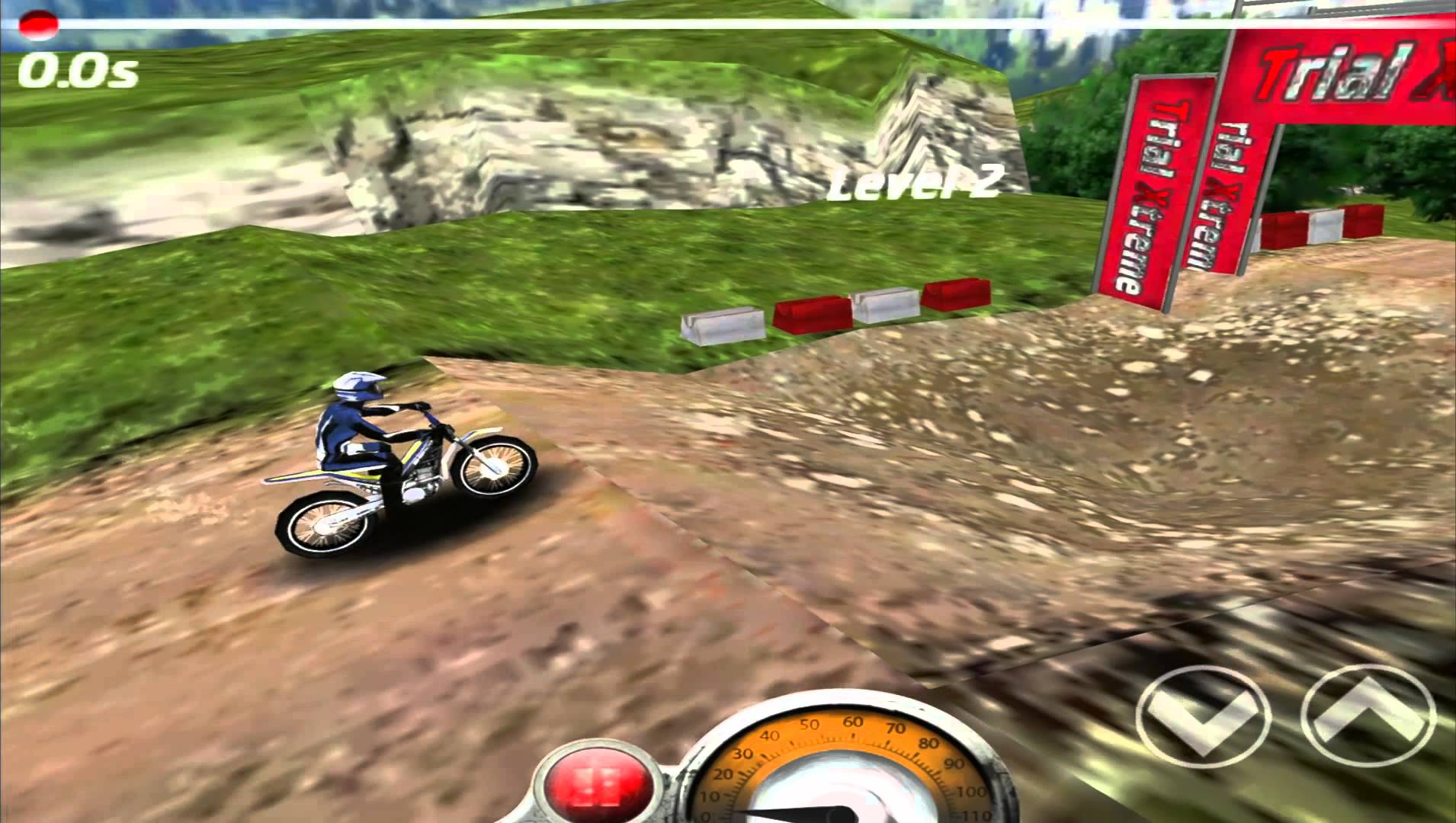 Trial Xtreme для iPhone, iPad и iPod Touch