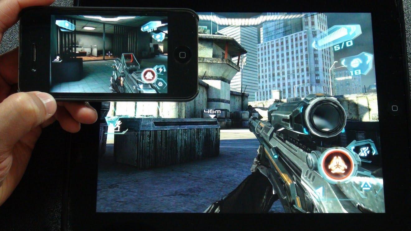N.O.V.A. для iPhone, iPad и iPod Touch